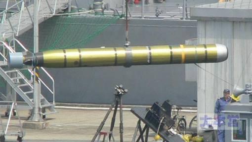 KJCLUB - 海上自衛隊 新型魚雷