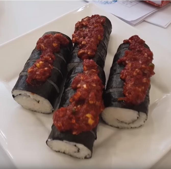KJCLUB - 【今日も閲覧注意】韓国万能壁画掲載の伝統料理ニダぁ!